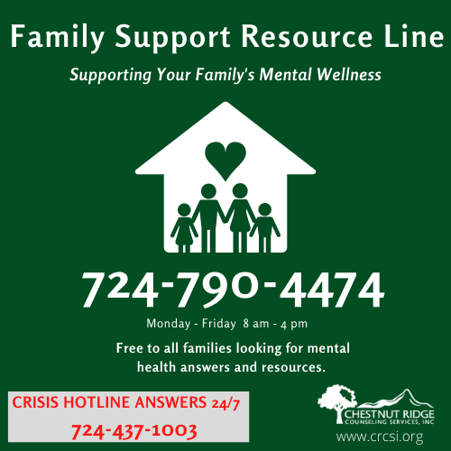 Family Resource Line